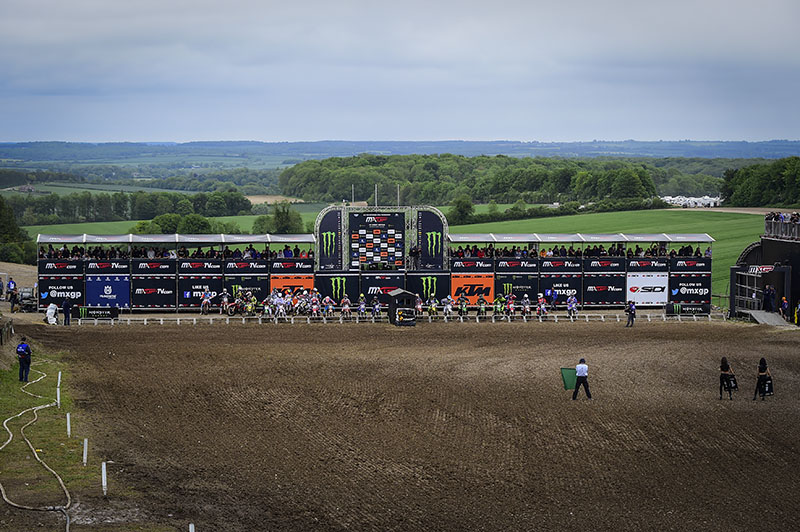 HOW TO WATCH THE FULLBACK MXGP OF GREAT BRITAIN
