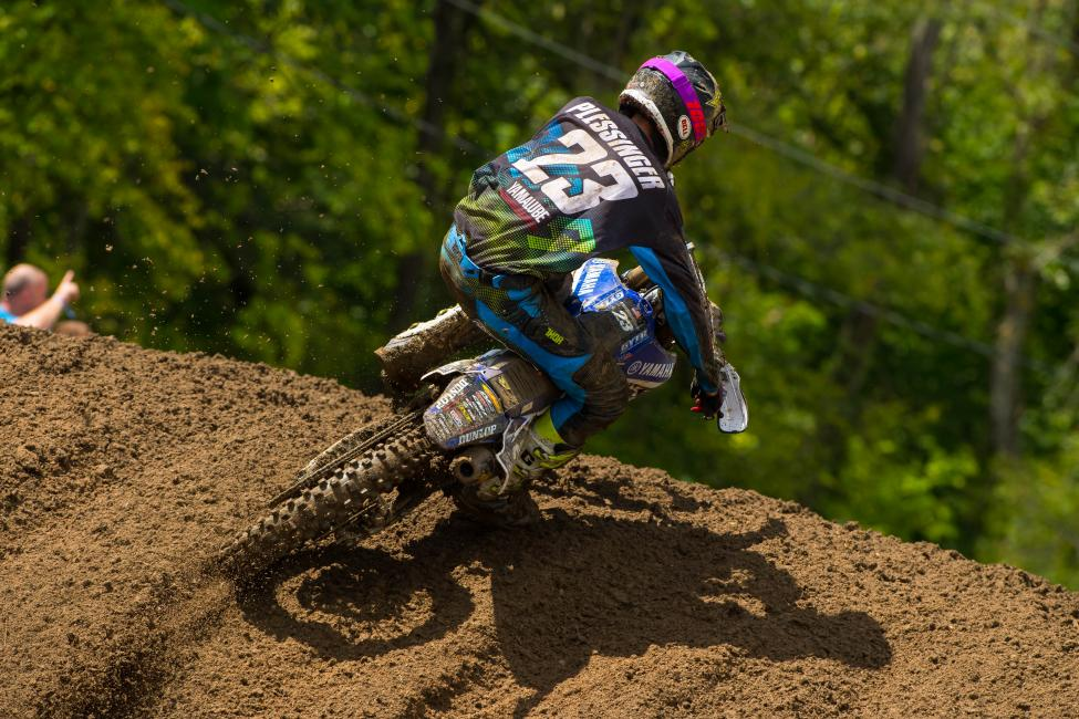 Aaron Plessinger Race Scholarship Offered to Rocky Mountain ATV/MC AMA