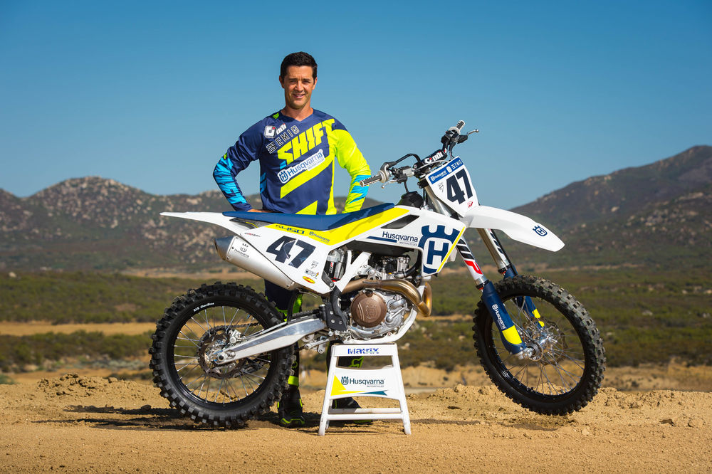Husqvarna Announces Jeff Emig As Brand Ambassador