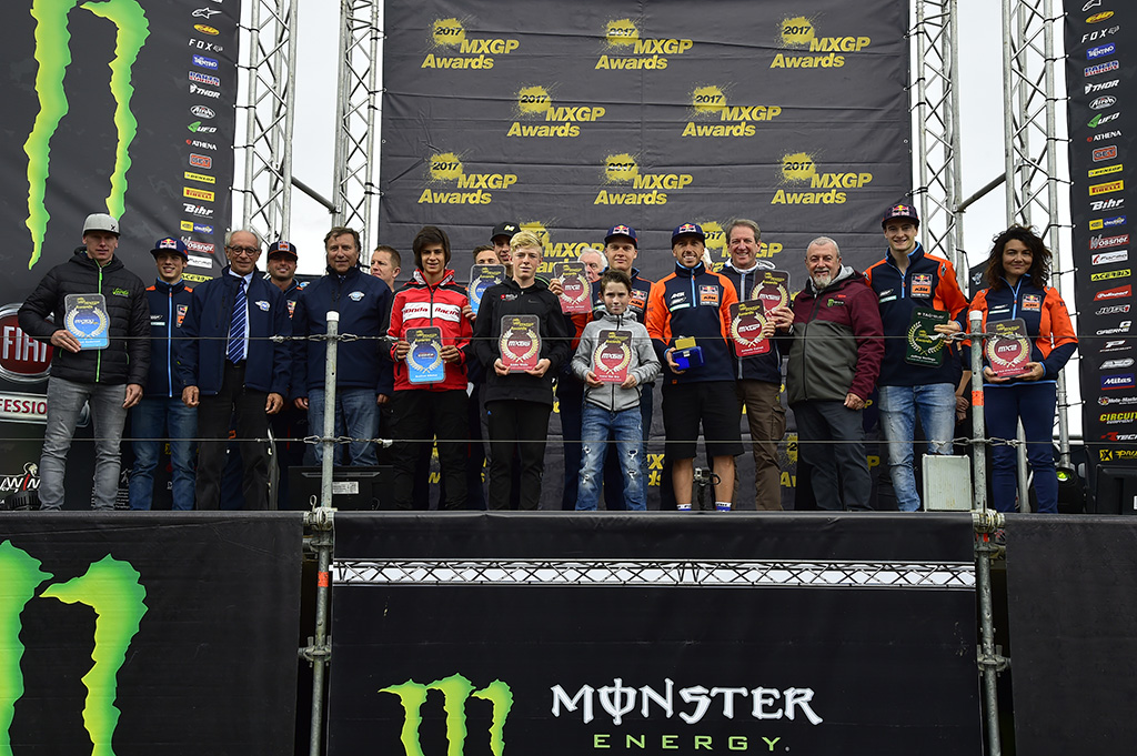 MEMORABLE AWARDS CEREMONY AT MATTERLEY BASIN