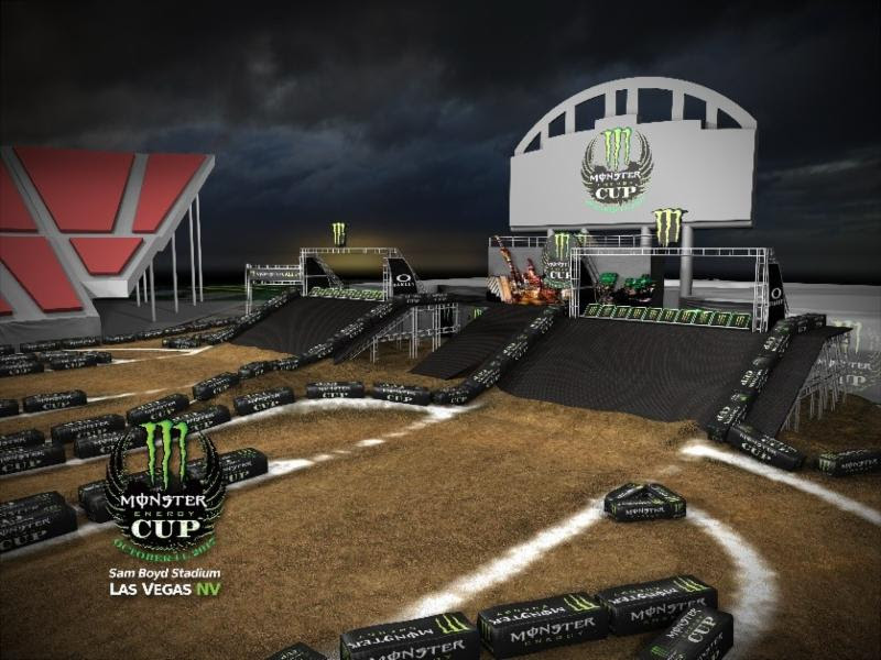 Toyota Returns as Official Monster Energy Cup Holeshot Partner