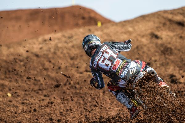 THOMAS COVINGTON FIFTH OVERALL AT THE GP OF ASIA