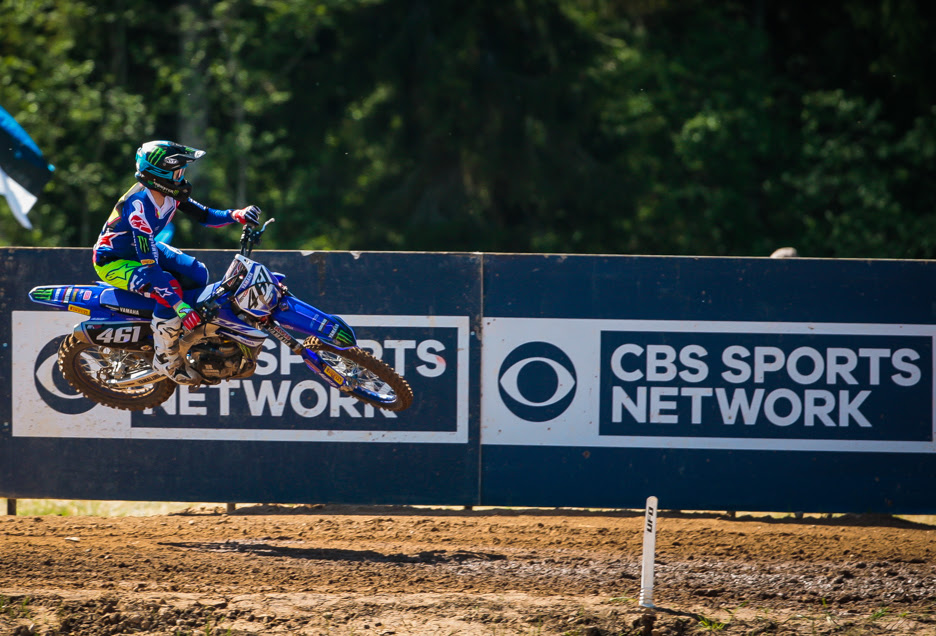 2018 MXGPS LIVE COVERAGE EXTENDED IN U.S. AND CANADA ON CBS SPORTS NETWORK