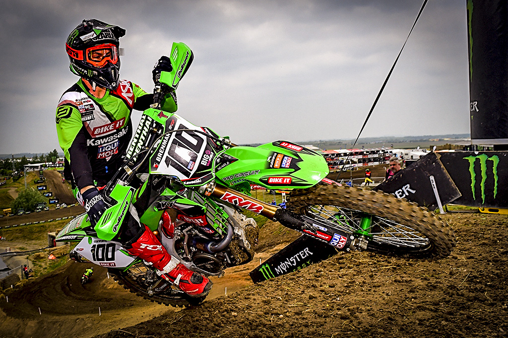 MXGP HEADS TO GREAT BRITAIN
