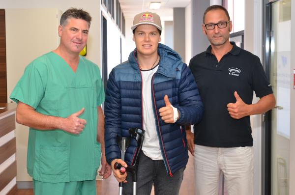 JONASS OUT OF IMOLA MX2 DECIDER AFTER KNEE SURGERY