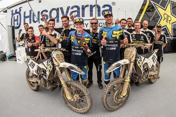 RUNNER UP FINISH FOR GAUTIER PAULIN AT MXGP OF LOMBARDIA