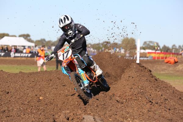 KTM SIGN MULTI-YEAR DEAL WITH LIAM EVERTS