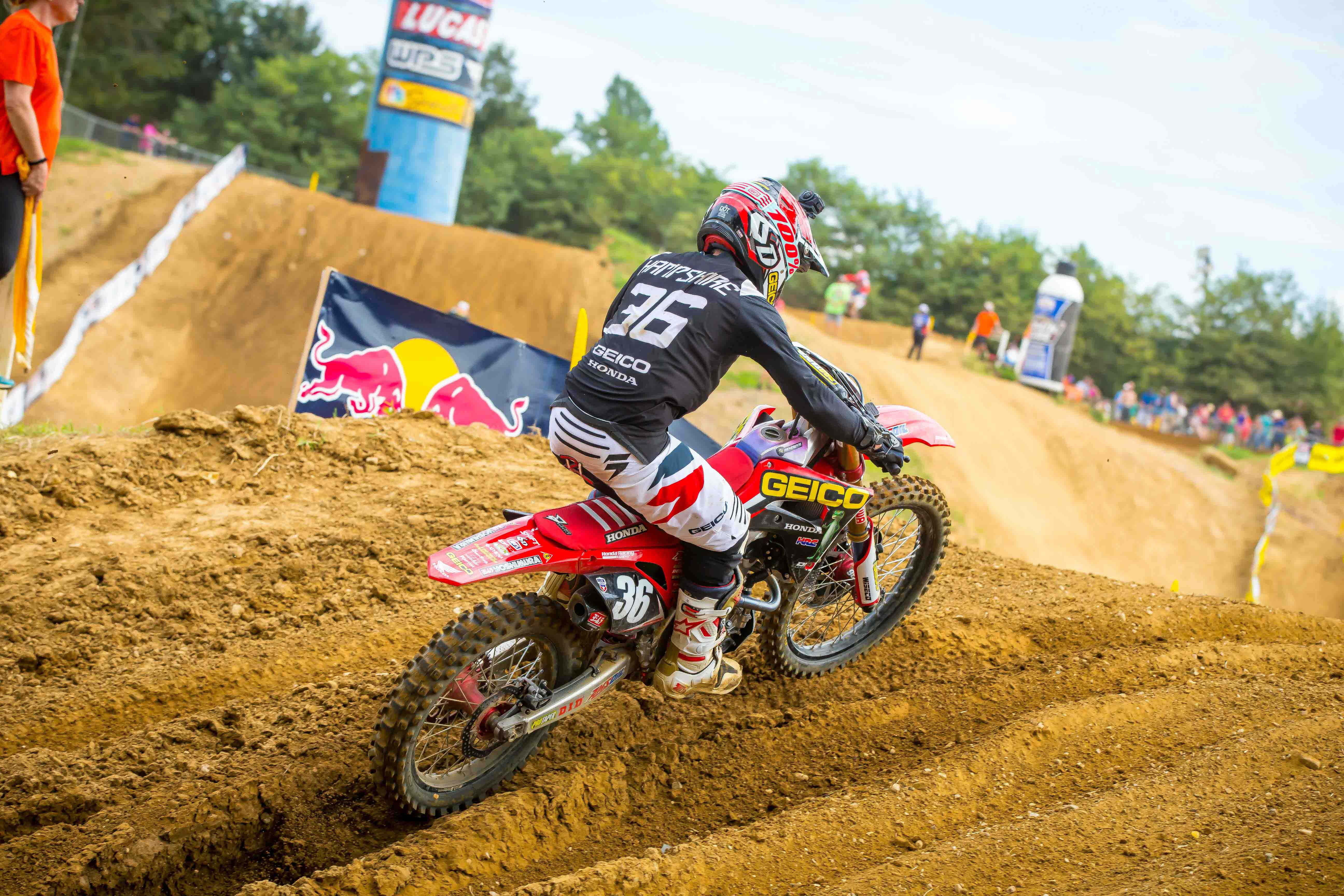 Hampshire Budds Creek