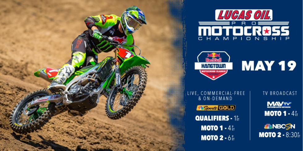 How to Watch: Red Bull Hangtown Motocross Classic
