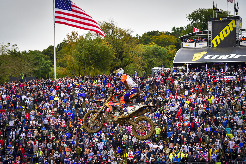 HERLINGS MOTOCROSS OF NATIONS USA 2018