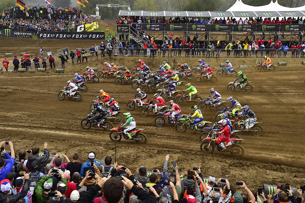 START MXGP&MX2 MOTOCROSS OF NATIONS USA 2018