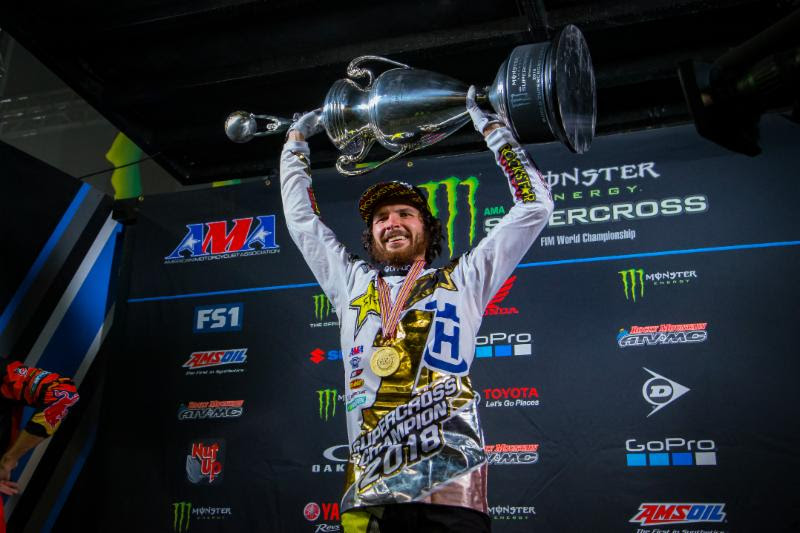 New Era of Monster Energy Supercross Racing Ushers in First-Time Champions, Record-Setting Growth and Introduction of Supercross Futures