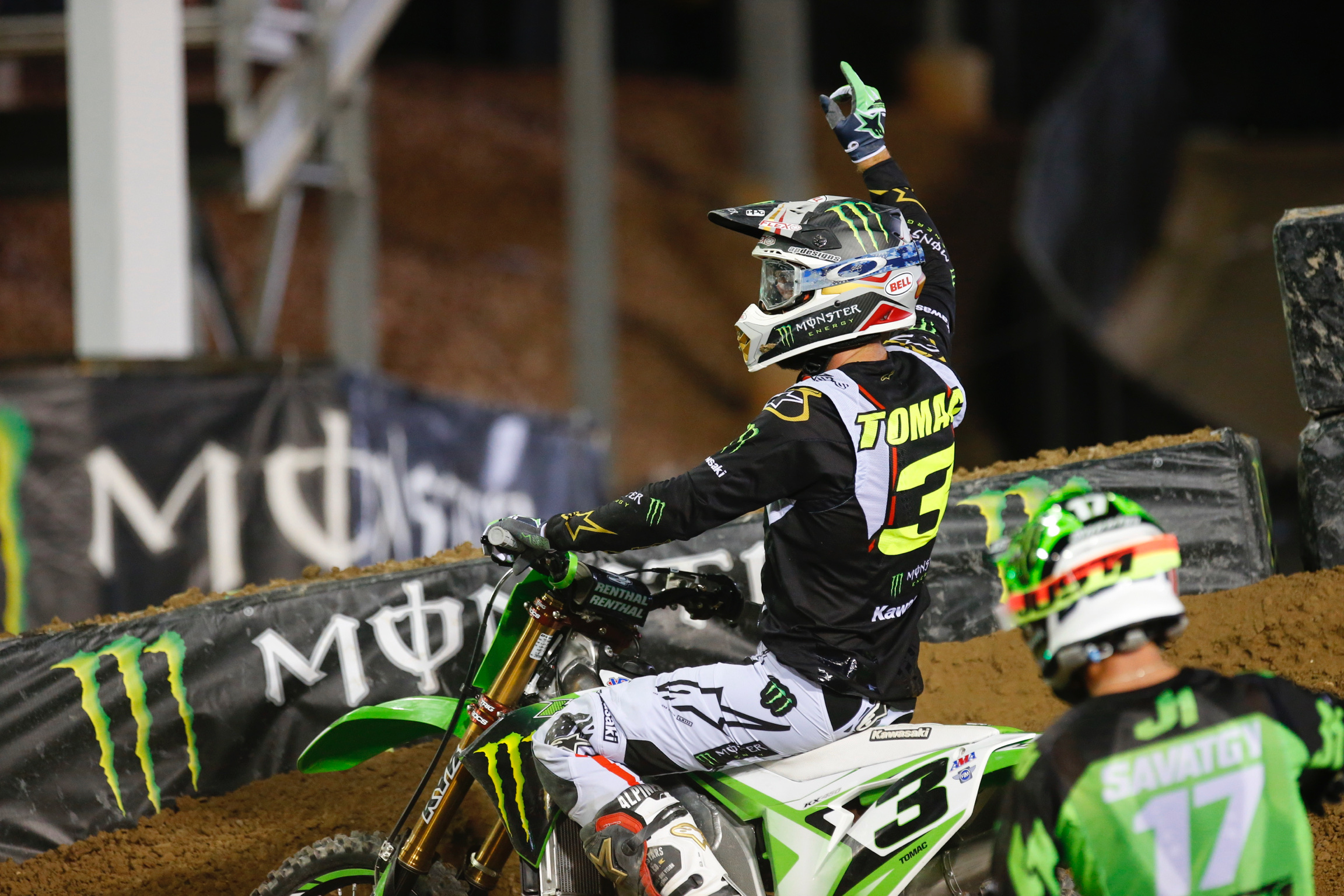 Eli Tomac Monster Energy Cup
