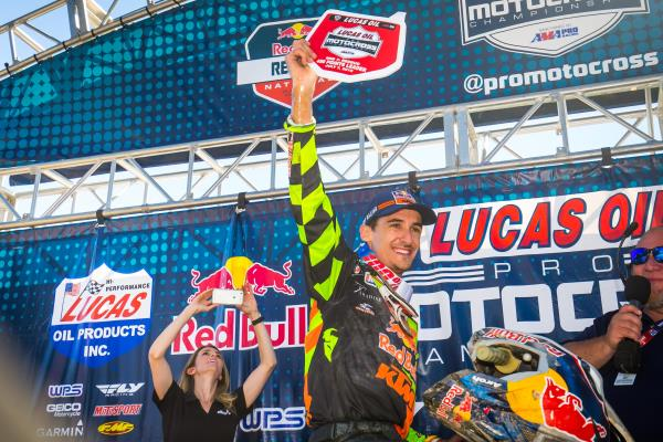 MUSQUIN EARNS SECOND CONSECUTIVE WIN WITH VICTORY AT REDBUD!