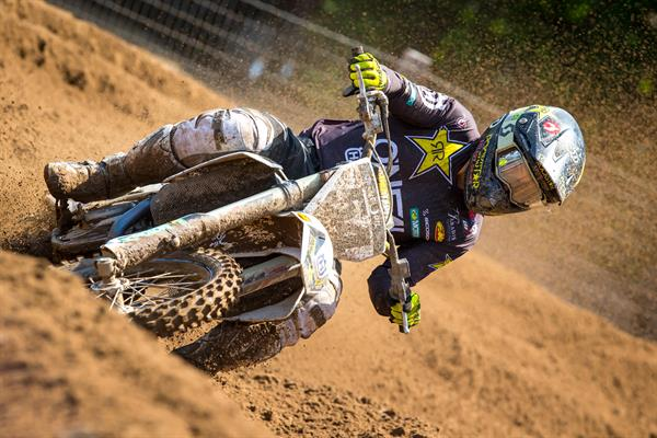 ROCKSTAR ENERGY HUSQVARNA FACTORY RACING'S PHIL NICOLETTI NINTH OVERALL AT SOUTHWICK NATIONAL