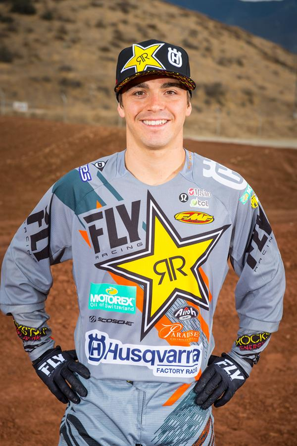 ROCKSTAR ENERGY HUSQVARNA FACTORY RACING'S ZACH OSBORNE OUT FOR THE REMAINDER OF THE SEASON