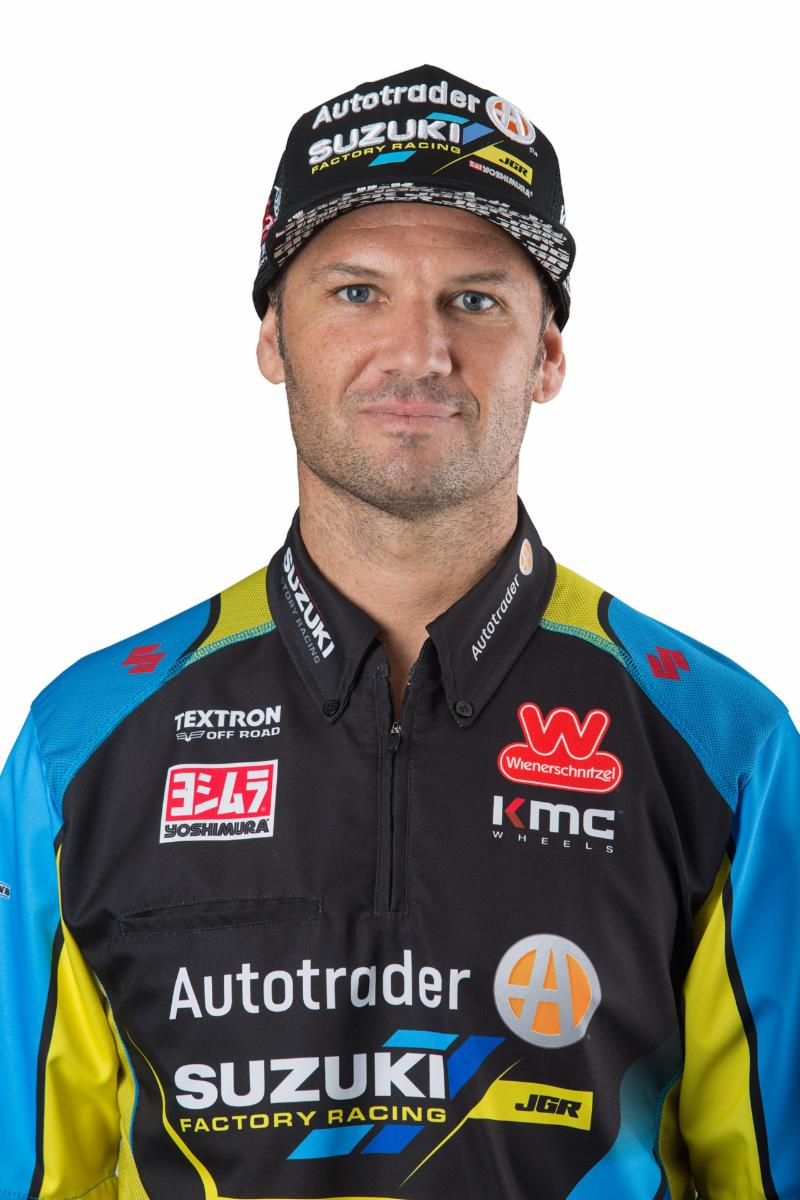 Two-time World Supercross Champion, Chad Reed, set to compete for the Autotrader/Yoshimura/Suzuki Factory Racing Team