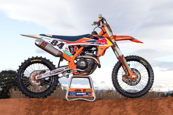 Jeffrey Herlings KTM 450 SX-F 2019