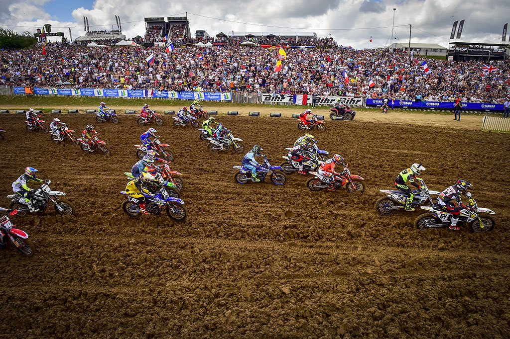 MX2 Start St.Jean d''Angely 2018