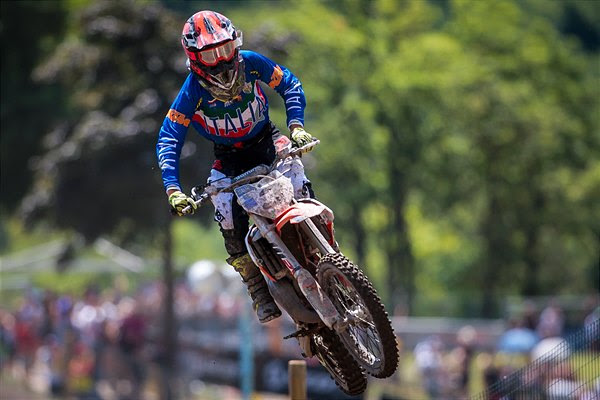 KTM TOAST 65 AND 85CC FIM JUNIOR WORLD CHAMPIONSHIPS IN ITALY