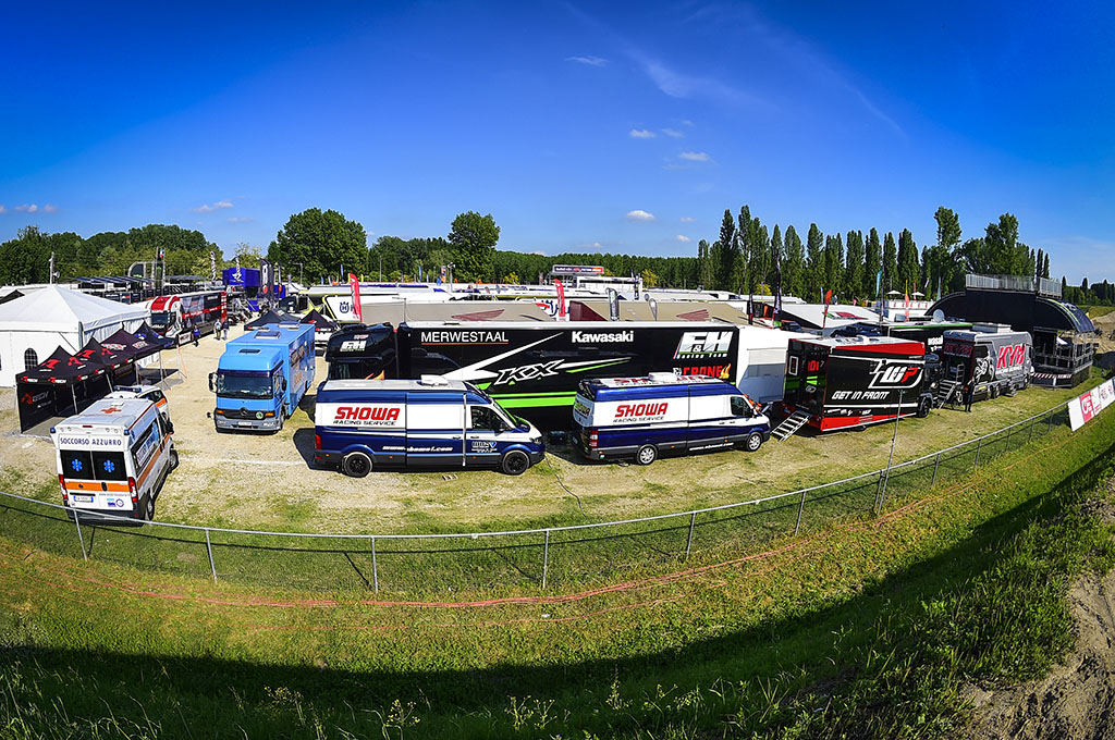 2019 MONSTER ENERGY MXGP OF LOMBARDIA TV COVERAGE