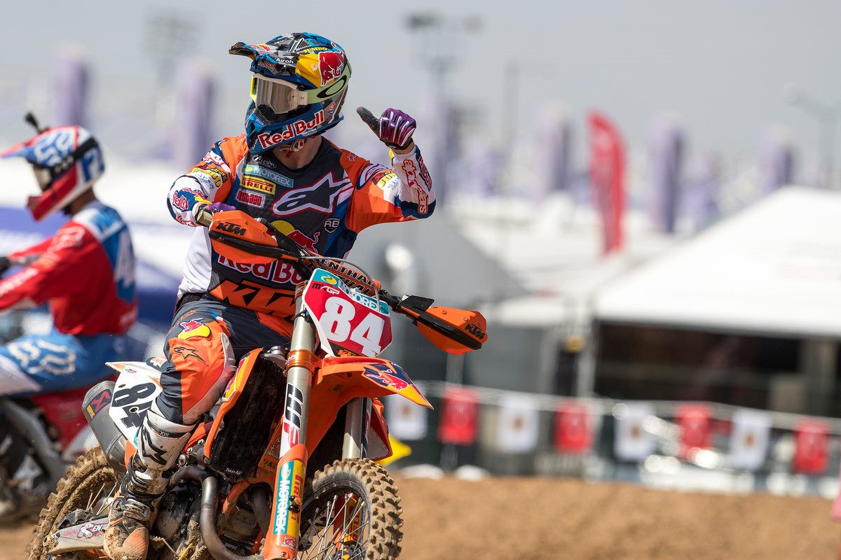 HERLINGS RETURNS TO MXGP ACTION THIS WEEKEND IN RUSSIA
