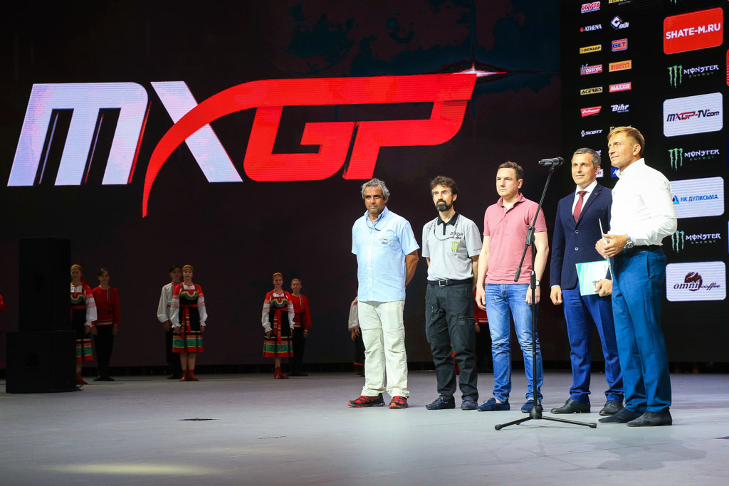 WARM WELCOME STARTS OFF THE PATRON MXGP OF RUSSIA