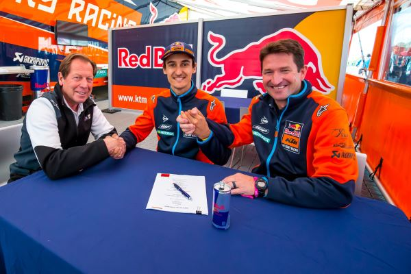 MUSQUIN EXTENDS RED BULL KTM FACTORY RACING CONTRACT THROUGH 2021