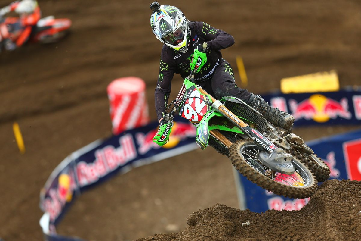 Cianciarulo was second on the day and maintains a 28 point lead
