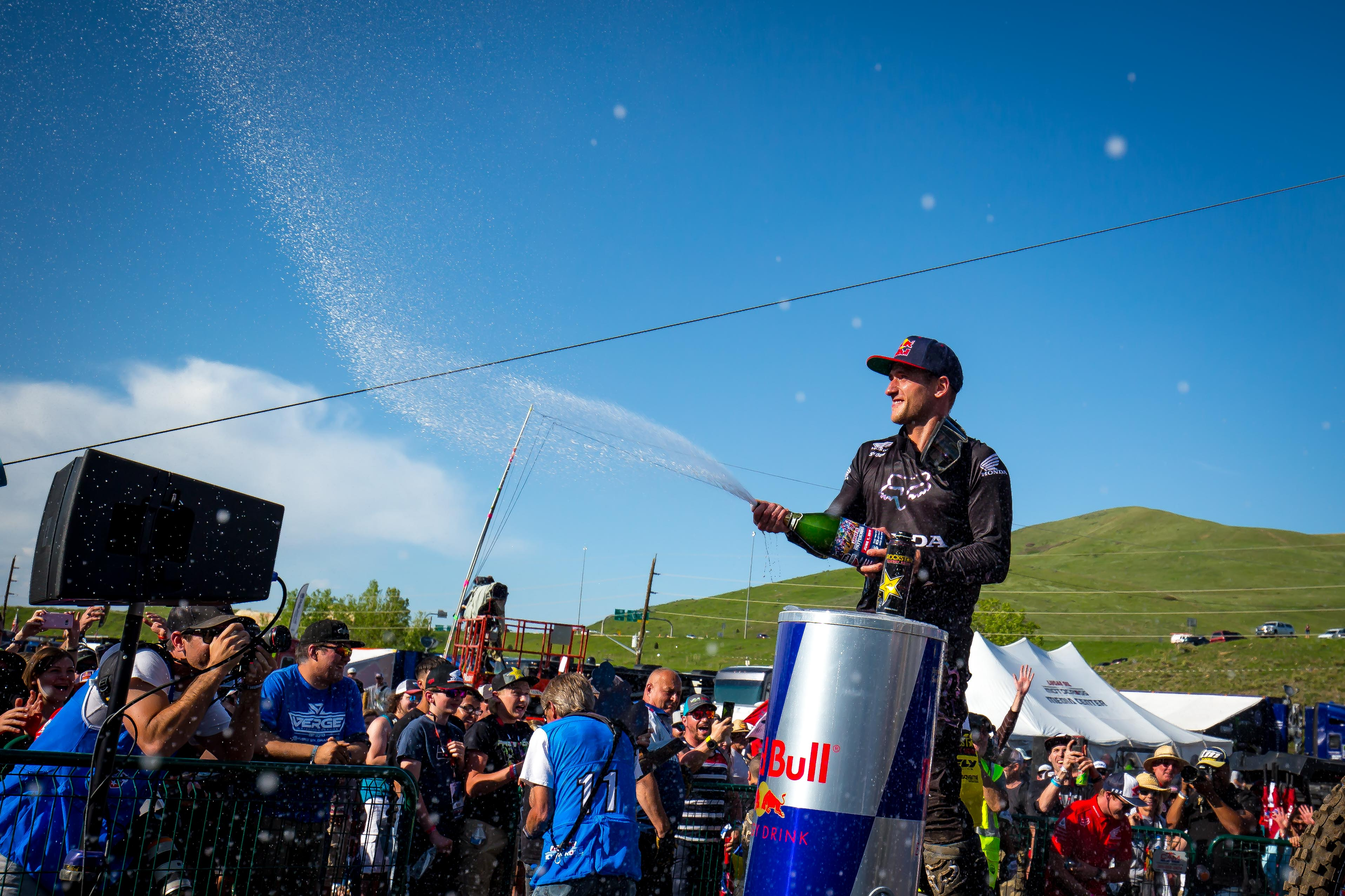ROCZEN MAKES IT TWO FOR THREE AT THUNDER VALLEY