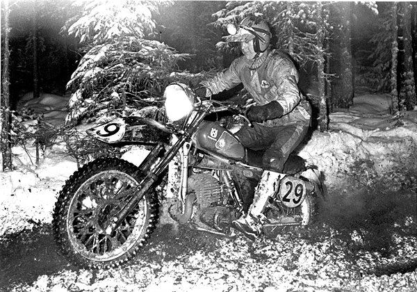GOOD OLD TIMES BLOG - HUSQVARNA SPEAK VOLUMES