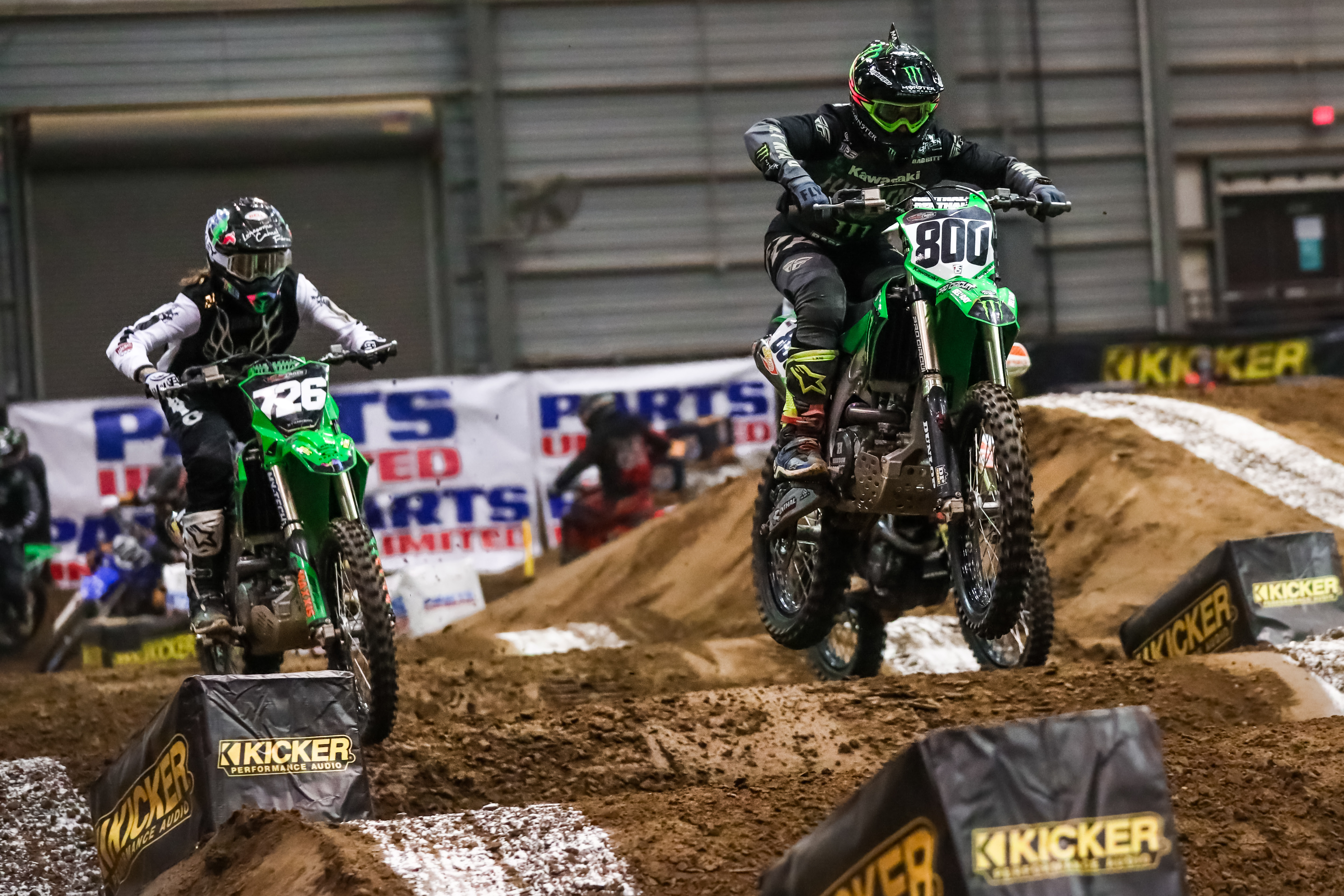 The 2021 Kicker AMA Arenacross Series debuts in Starkville
