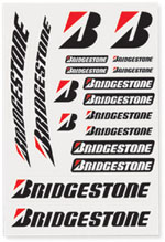 Bridgestone Sticker Kit