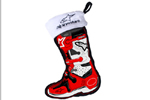Limited Edition Alpinestars Holiday Stocking - RED