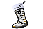 Limited Edition Gaerne Holiday Stocking - White