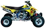 EVO 4 Series Graphic Kit Suzuki LT-R450 06-07