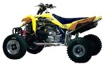 Monster Energy Series Graphic Kit Suzuki LT-R450 06-07