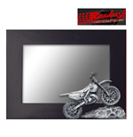 Road Rash Picture Frame - Dirt Bike