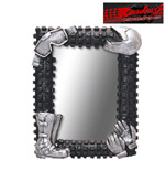 Road Rash Picture Frame - Moto Apparel