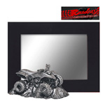 Road Rash Picture Frame - Quad