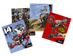 Ride Smooth 4 Pack Motocross Folders