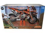 2012 Red Bull KTM 250 SX-F Ken Roczen 70 Dirt Motorcycle Model 1-12