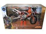 2012 Red Bull KTM 250 SX-F Ken Roczen 94 Dirt Motorcycle Model 1-12