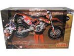 2012 Red Bull KTM 450 SX-F Ryan Dungey 5 Dirt Motorcycle Model 1-12