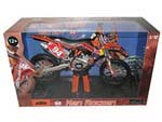 2013 Red Bull KTM 250 SX-F Ken Roczen 94 Dirt Motorcycle Model 1-12