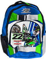 CHAD REED BACKPACK