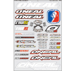 ONeal sticker kit -30 piece