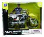 Ken Roczen Soaring Eagle Jimmy Johns Suzuki Motocross Toy Dirtbike