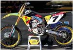 2015 James Stewart Motocross Poster