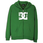 DC Shoes Boys Star Sweatshirt Green